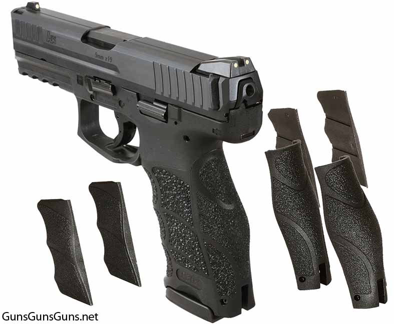 Heckler Koch VP9 left rear photo