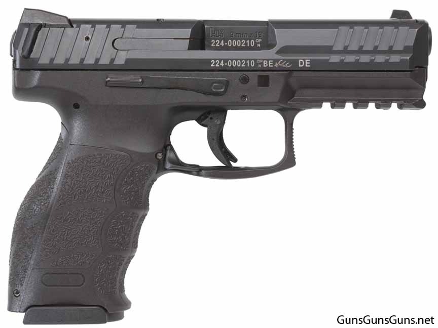 Heckler Koch VP9 right side