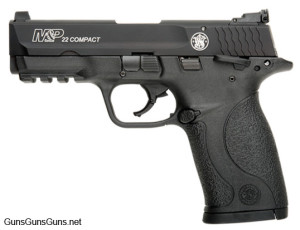 S&W M&P22 Compact left side photo