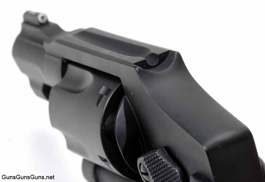 Smith Wesson MP340 rear sight photo