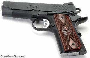 Springfield Armory Range Officer Compact left side photo