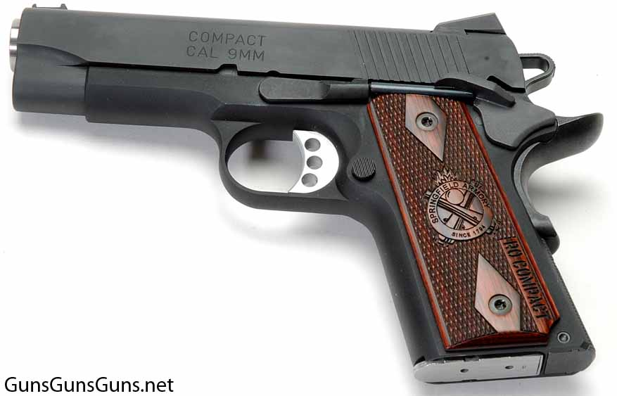 Handgun Review: Springfield Armory Range Officer Compact