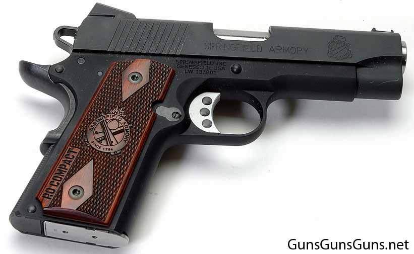 Springfield Armory Range Officer Compact right side photo