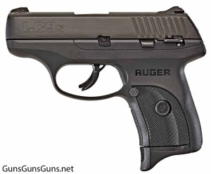 Ruger LC9s left side photo