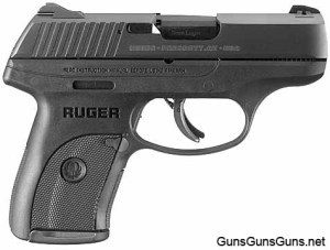 Ruger LC9s right side photo