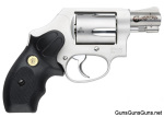 Smith Wesson 637 Wyatt Deep Cover right side