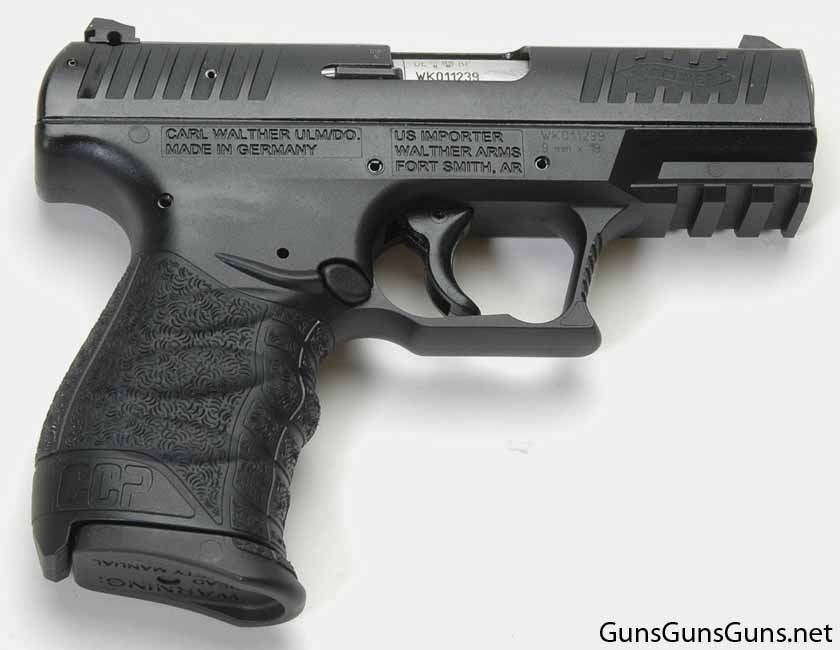 Handgun Review: the Walther CCP