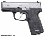 Kahr Arms CT380 left side