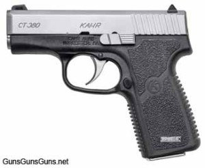 Kahr Arms CT380 photo