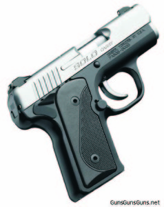 Kimber Solo-Carry black