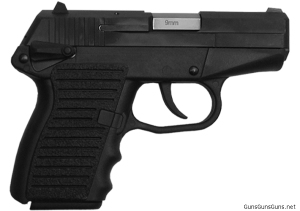 SCCY CPX-1 black