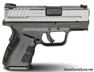 The XD Mod.2 Sub-Compact right side photo