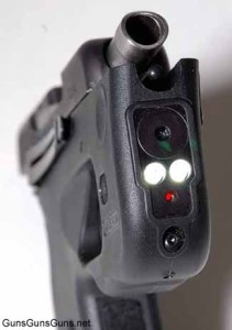 Taurus Curve lights laser photo