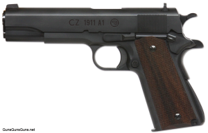 The 1911 A1 from the left.