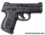 FNH FNS-9 Compact right side