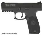 New Order Firearms NO9 left side