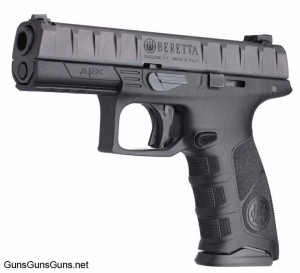 Beretta APX left side photo