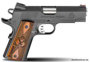 Springfield Armory Range Officer Champion right side