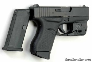 Glock 43 right side