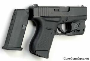 Glock 43 right side