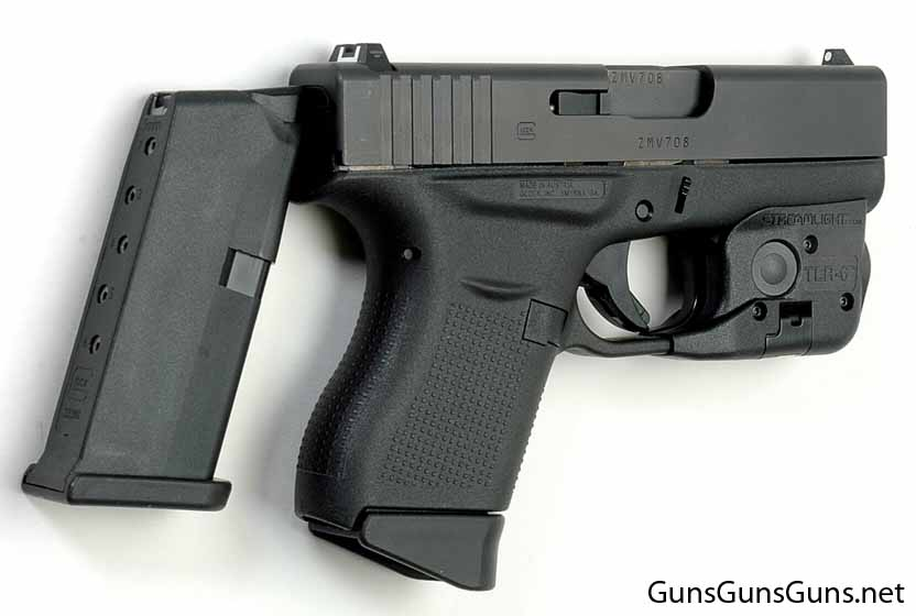Handgun Review: the Glock 43 | GunGunsGuns.net