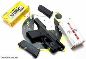 Glock 43 target results photo