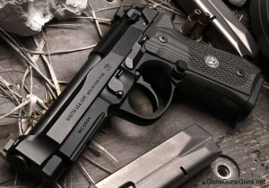 Wilson Combat Beretta 92G Brigadier Tactical left side photo