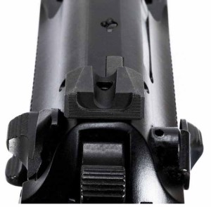 Wilson Combat Beretta 92G Brigadier Tactical rear sight photo