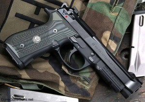 Wilson Combat Beretta 92G Brigadier Tactical right side photo