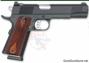 Rock River Arms 1911A1 Carry right side photo