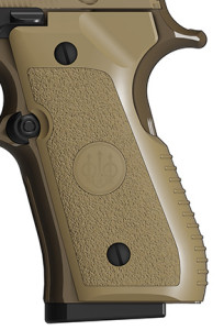 Beretta M9A3 wraparound grip photo