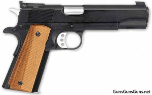 Rock River Arms 1911A1 National Match Hardball right side photo