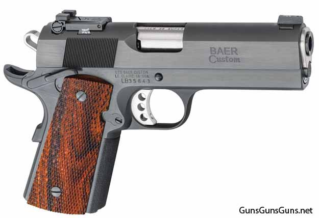 Les Baer 1911 GT Monolith Stinger Heavyweight right side photo