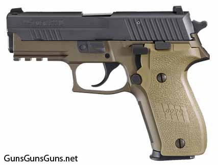 SIG Sauer P229 Combat left side photo
