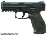 Heckler Koch VP40 left side photo
