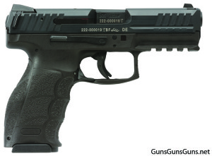 Heckler Koch VP40 right side