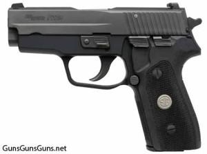 SIG Sauer P225-A1 left side photo