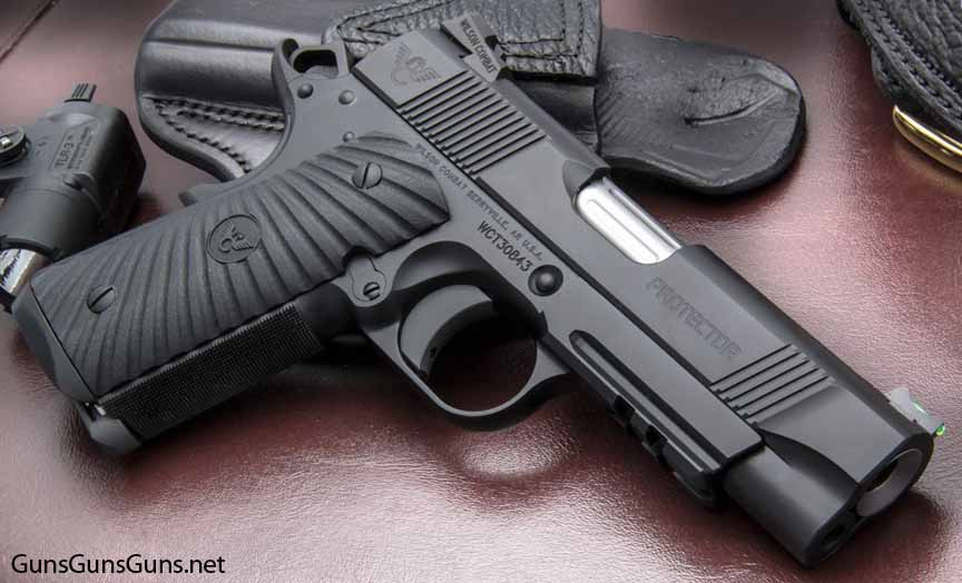 Wilson Combat Protector Compact right side photo