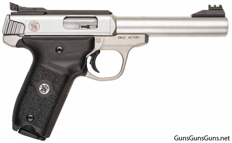 Smith Wesson SW22 Victory right side photo