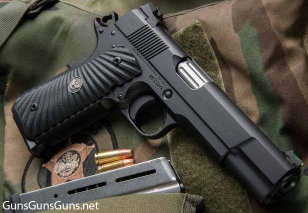 Wilson Combat Tactical Carry right side photo