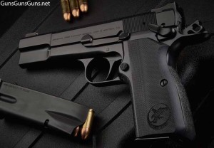 Nighthawk Custom Browning Hi-Power left side photo