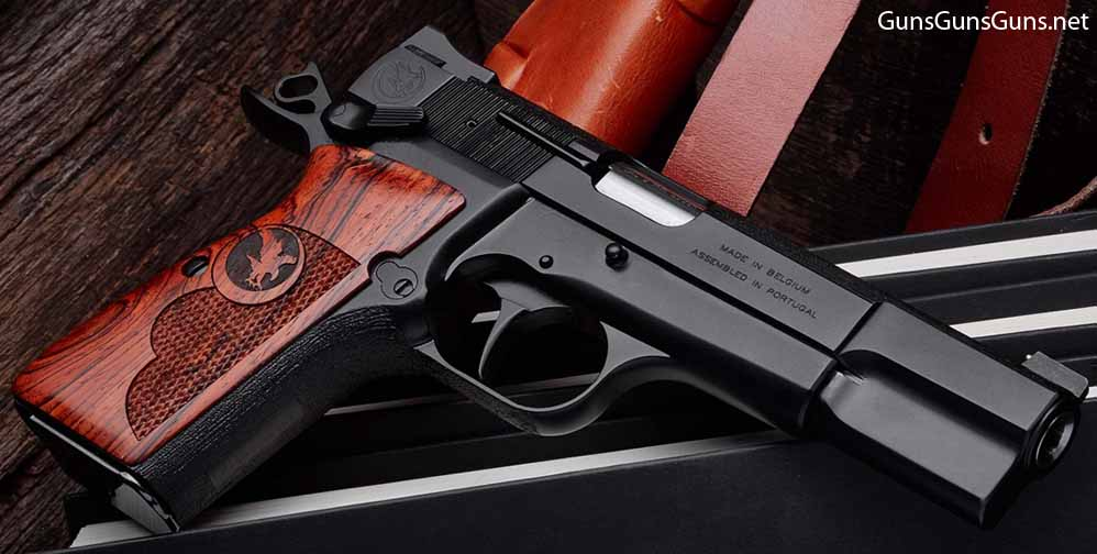 Nighthawk Custom Browning Hi-Power right side photo