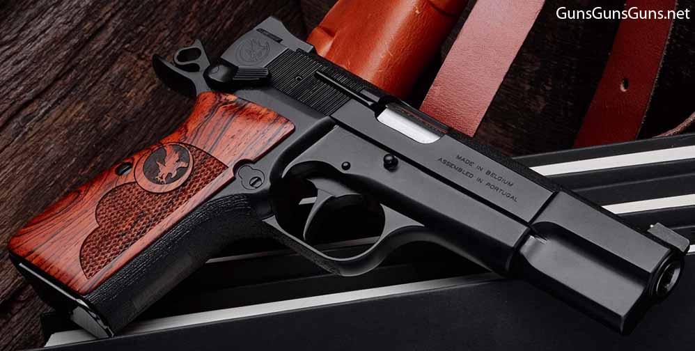 Nighthawk Browning Hi-Power Info & Photos | GunGunsGuns net