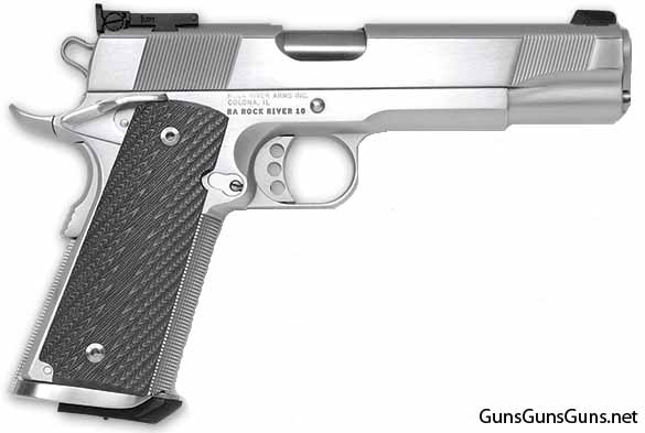 Rock River Arms 1911A1 Limited Match right side photo