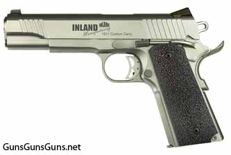 Inland Mfg 1911 Custom Carry left side photo