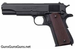 Auto-Ordnance 1911BKO left side photo
