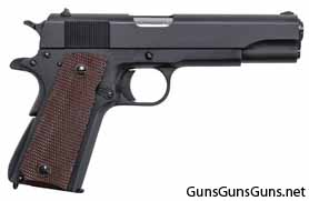 Auto-Ordnance 1911BKO right side photo