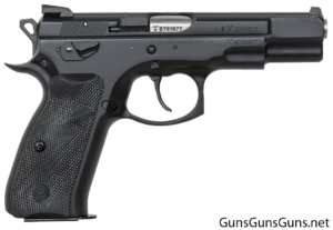 CZ 75 B Omega Convertible right side