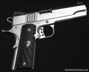 Cabot Guns S100 stainless right side photo