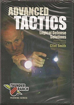 ClintSmithAdvancedTactics DVD cover photo